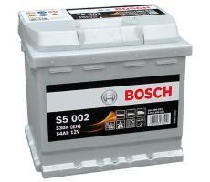 Аккумулятор Bosch S5 Silver Plus 002 54 а/ч