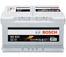 Аккумулятор Bosch S5 Silver Plus 011 85 а/ч