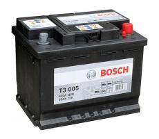 Аккумулятор Bosch T3 005 55 а/ч