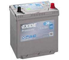 Аккумулятор Exide Premium EA 386 38 а/ч