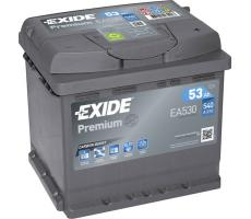 Аккумулятор Exide Premium EA530 53 а/ч