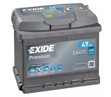 Аккумулятор Exide Premium EA472 47 а/ч