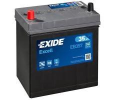 Аккумулятор Exide Excell EB357 35 а/ч