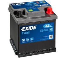 Аккумулятор Exide Excell EB440 44 а/ч