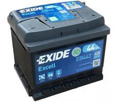 Аккумулятор Exide Excell EB442 44 а/ч
