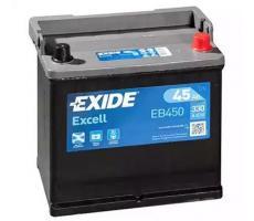 Аккумулятор Exide Excell EB450 45 а/ч