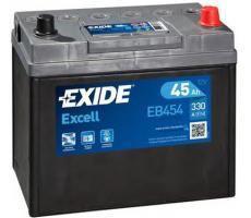 Аккумулятор Exide Excell EB454 45 а/ч