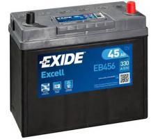 Аккумулятор Exide Excell 45 EB456 а/ч