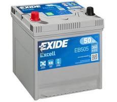 Аккумулятор Exide Excell EB505 50 а/ч