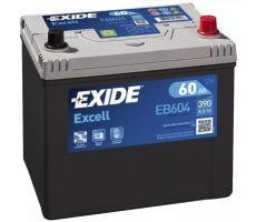 Аккумулятор Exide Excell EB604 60 а/ч