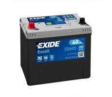 Аккумулятор Exide Excell EB605 60 а/ч