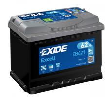 Аккумулятор Exide Excell EB621 62 а/ч