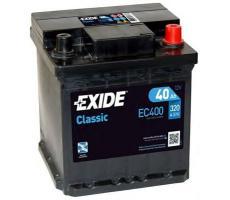 Аккумулятор Exide Classic EC400 40 а/ч