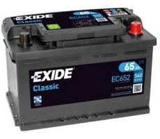 Аккумулятор Exide Classic EC652 65 а/ч