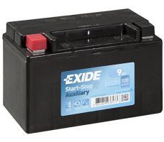 Аккумулятор Exide Start-Stop Auxiliary EK091 9 А/ч