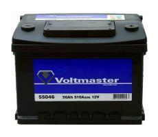 Аккумулятор Voltmaster 55046 510A 50 А/ч