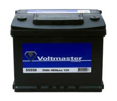 Аккумулятор Voltmaster 55559 460A 55 А/ч
