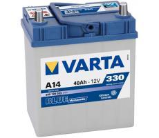 Аккумулятор Varta Blue Dynamic A14 40 а/ч