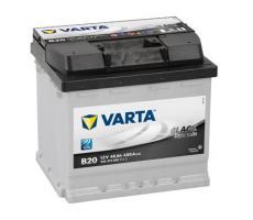 Аккумулятор Varta Black Dynamic B20 45 а/ч