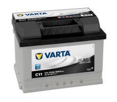 Аккумулятор Varta Black Dynamic C11 53 а/ч