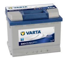 Аккумулятор Varta Blue Dynamic D43 60 а/ч