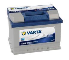 Аккумулятор Varta Blue Dynamic D59 60 а/ч