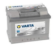 Аккумулятор Varta Silver Dynamic D21 61 а/ч