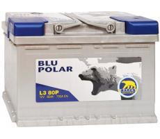 Аккумулятор Baren Blu Polar 730A 80 а/ч