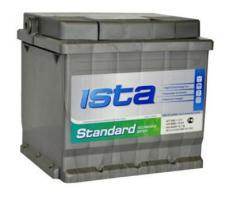 Аккумулятор Ista STANDARD 6СТ-50А1Е 50 А/ч