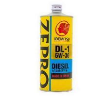 Масло моторное Idemitsu Zepro Diesel DL-1 5W-30 1л