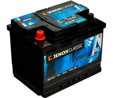 Аккумулятор Jenox Classic 12V (L+) 55 А/ч