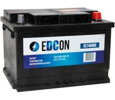 Аккумулятор Edcon DC74680R 74 А/ч