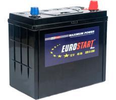 Аккумулятор Eurostart Blue ASIA (L+) 60 А/ч