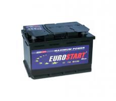 Аккумулятор Eurostart Blue (R+) 77 А/ч