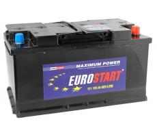 Аккумулятор Eurostart Blue Kursk (R+) 100 А/ч