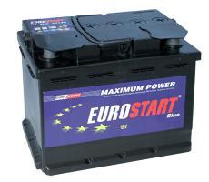 Аккумулятор Eurostart Blue Kursk (R+) 55 А/ч