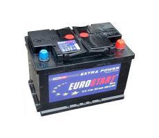 Аккумулятор Eurostart Blue Kursk (L+) 77 А/ч