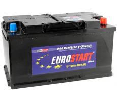 Аккумулятор Eurostart Blue ASIA blue (R+) 100 А/ч