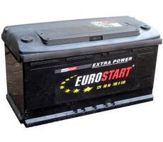 Аккумулятор Eurostart Extra Power (L+) 90 А/ч