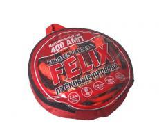 Провода для прикуривания в сумке Felix 400А